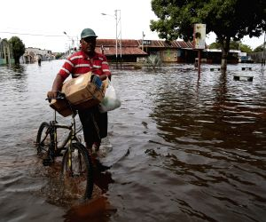 VENEZUELA APURE ENVIRONMENT FLOOD