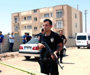 TURKEY SANLIURFA POLICE KILLING PKK