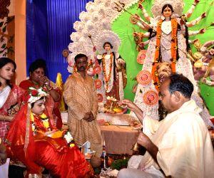 Durga Puja celebrations - 'Kumari Puja