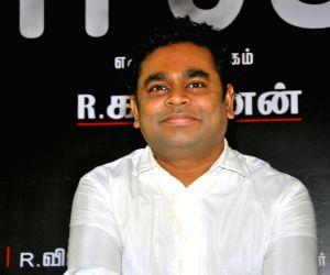 A.R. Rahman turns producer with movie '99 Songs'