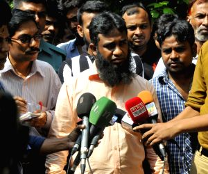 BANGLADESH DHAKA BOMB VICTIM