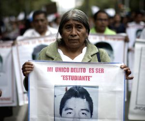 New probe ordered into 2014 Mexican massacre of 43 students