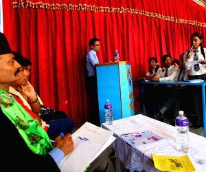 NEPAL KATHMANDU CONSTITUTION DRAFT CHILDREN OPINION