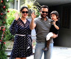 Kareena Kapoor's quarantine morning is a blast of innocent, munchkin smiles in these photos