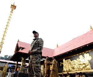 69 arrested Sabarimala pilgrims send to jail