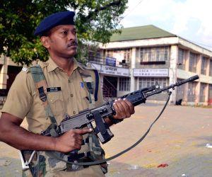 Dharamsala (Himachal Pradesh): 2019 Lok Sabha elections - Security beefed up around strongroom