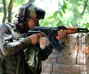 Hizbul commander killed in Kashmir gunfight