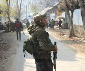 Three terrorists killed in J&K gunfight