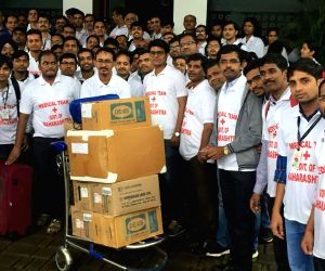 Maharashtra sends medical team to Kerala, hawkers too donate