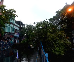 Rains in Kolkata