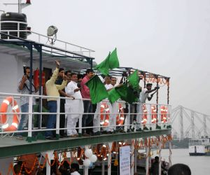 WB Govt flags off steel vessels