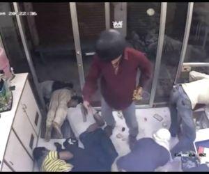 Two Mathura jewellers shot dead