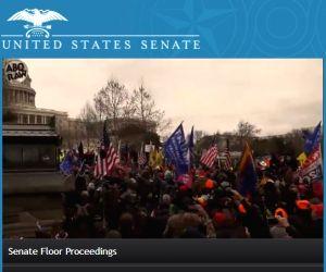 Disturbing Jan 6 footage headlines made-for-TV Trump trial
