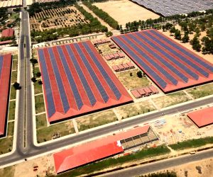 World's biggest rooftop solar plant inaugurated in Punjab