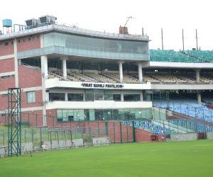 Virat Kohli honoured with a stand at Arun Jaitley Stadium