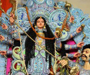 Durga Puja celebrations - Langar Toli