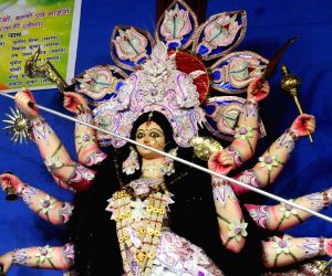 Durga Puja celebrations - Rajendra Nagar