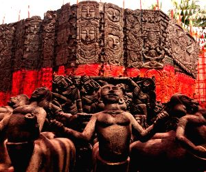 Durga Puja - Baghajatin Tarun Sangha