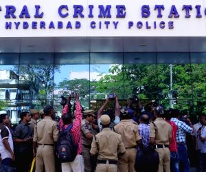 Ram Gopal Varma appears before CCS Police