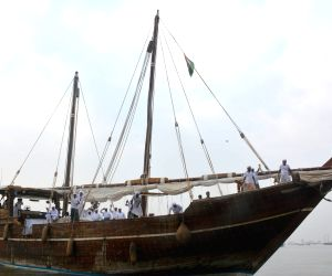 Qatar's Dhow completes 2818 km voyage between Doha-Mumbai