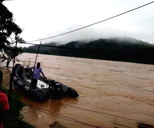 Garo Hills: Flood hit Garo Hills