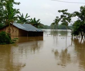 Assam flood toll now nine, over 4 lakh affected