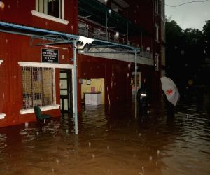 Flooded Maharashtra Legislature