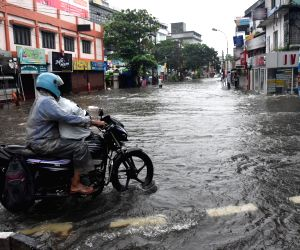 Central Kerala badly affected by rains