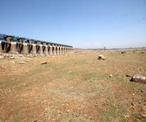 Himayat Sagar reservoir