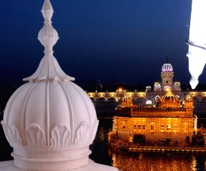 Golden Temple - birth anniversary of Guru Tegh Bahadur