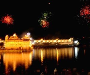 Vaisakhi - Golden Temple