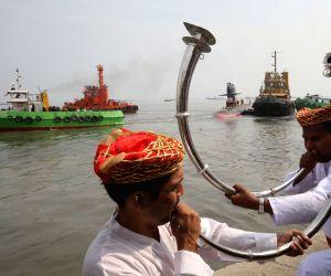 INS Kalvari begin sea trials