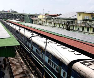 Guwahati station becomes the first in North East to run on solar power