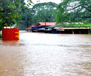 Heavy rain pounds Karnataka, flood alert in affected districts