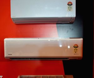 Launch of Toshiba Air Conditioners