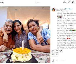 Aahana Kumra shares birthday pics