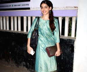 Aalia Furniturewalla seen at Bandra