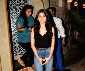 Aalia Furniturewalla seen at Juhu