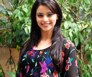 "Aamna Sharif at ""Aao Wish Karein"" Film Interviews."