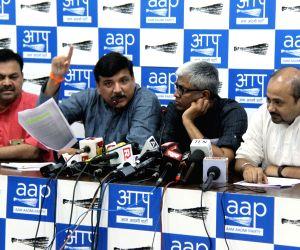 AP press conference