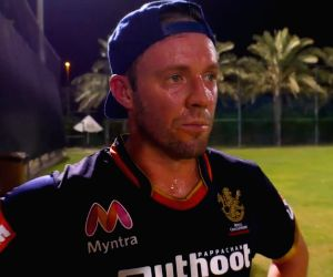 Free Photo: AB de Villiers has 'enjoyable' first net session ahead of IPL 13