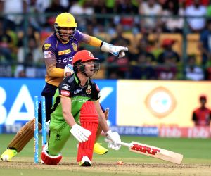 IPL 2017 - Royal Challengers Bangalore Vs Kolkata Knight Riders
