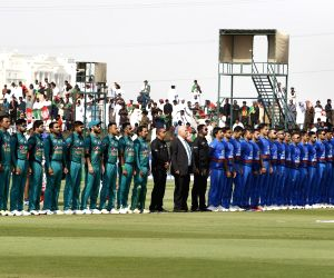 Abu Dhabi (UAE): Asia Cup 2018 - Super Four - Match 2 - Afghanistan vs Pakistan
