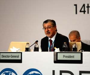 UAE-ABU DHABI-IRENA-ASSEMBLY