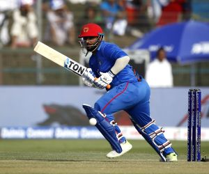 Afghanistan keeper Shahzad reports fixing approach