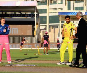 Chennai Super Kings win toss, opt to bowl vs Rajasthan Royals