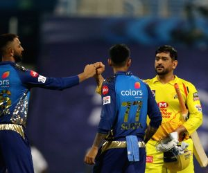 File Photo: Chennai Superkings celebrates the victory during match 1 of season 13 of the Dream 11 Indian Premier League