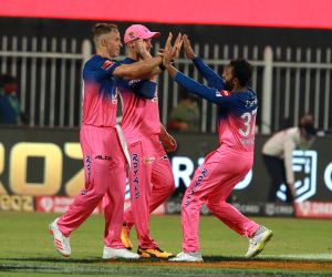 File Photo: Rajasthan Royals win during match 4 of season 13 of the Dream 11 Indian Premier League
