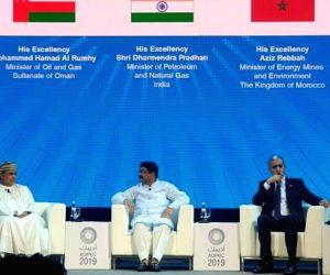 Abu Dhabi: Dharmendra Pradhan inaugurates India Pavilion at ADIPEC in UAE