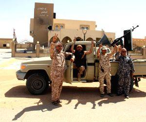 LIBYA ABU QURAYN CLASHES